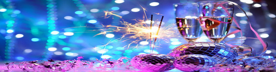 new years eve party slider background
