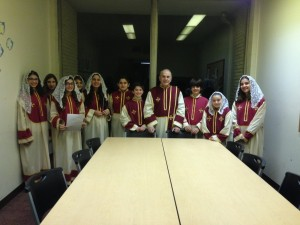 2016-01-05 – Armenian Christmas Eve